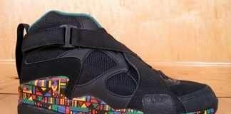 Best Streetball Shoes - Nike Air Raids