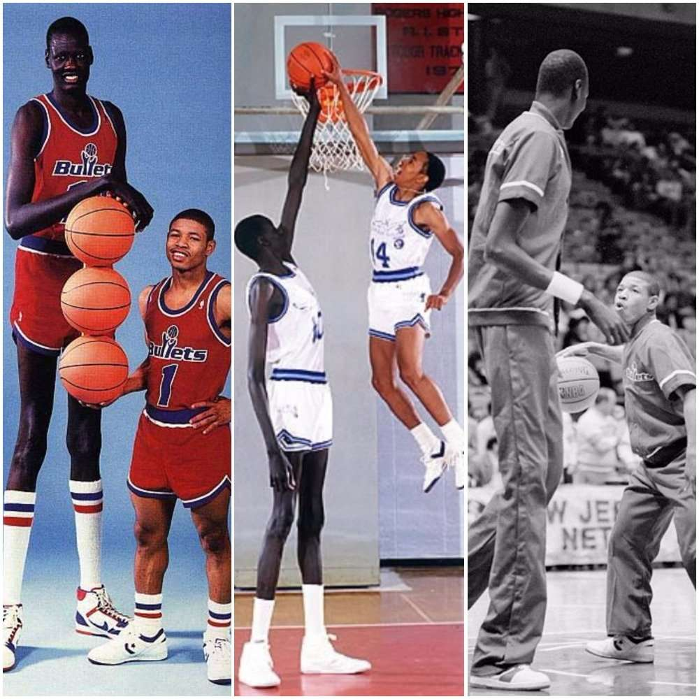 81c8104ebf1e Muggsy Bogues Height  Would He Be
