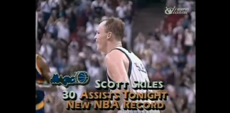 Scott Skiles Assist Record
