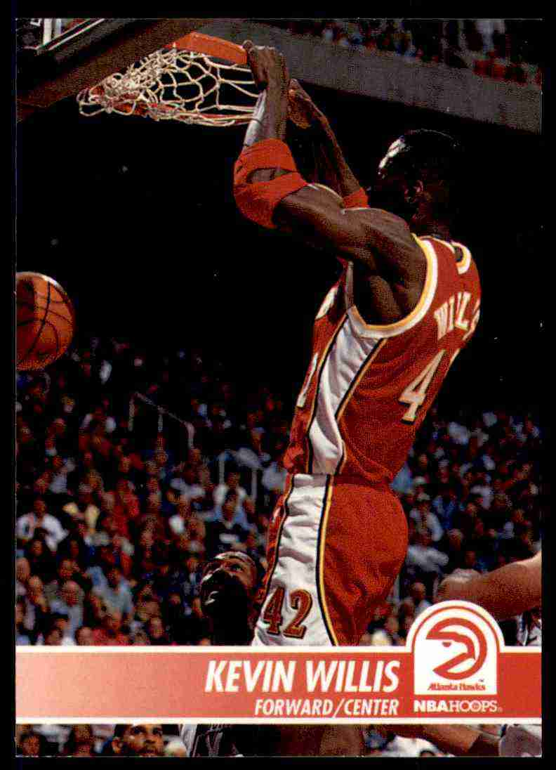 NBA Most Jacked Kevin Willis