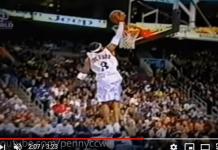 Shortest NBA Dunker