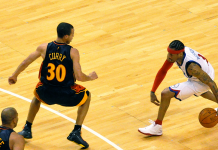 Top 5 Most Points In NBA Playoffs List Includes One Of These 2 Players - Allen Iverson Or Steph Curry?