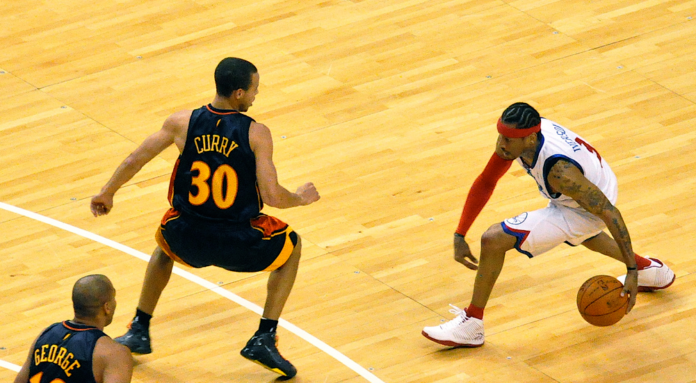 Top 5 Most Points NBA Playoffs List Includes One Of These 2 Players - Allen Iverson Or Steph Curry?