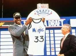 Shaq Dominated The 1992 NBA Draft