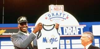 Shaq Dominated The 1992 NBA Draft