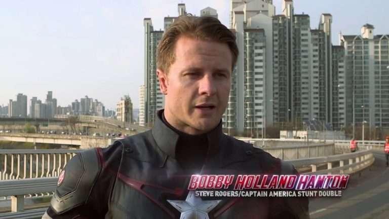 5 Questions: Hollywood Stuntman Bobby Holland Hanton