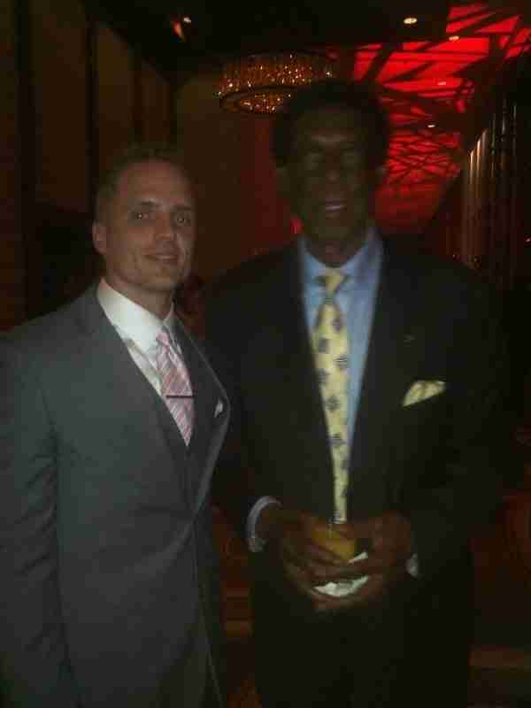 Elgin Baylor at The ESPYS
