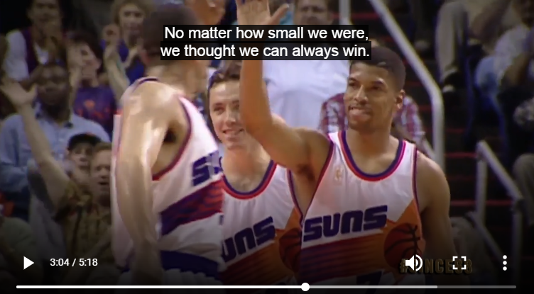 Kevin Johnson, Jason Kidd and Steve Nash – Best Backcourt Ever?
