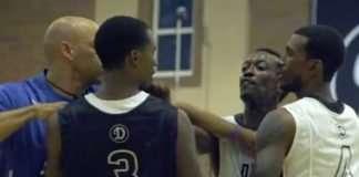 NBA Player Brandon Jennings Slapped In Face