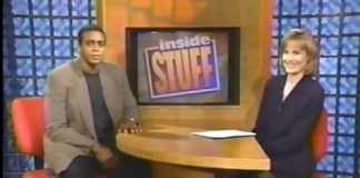 NBA Inside Stuff Ahmad Rashad And Willow Bay