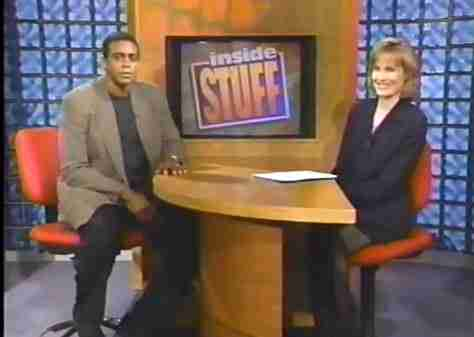 NBA Inside Stuff Ahmad Rashad And Willow Bay
