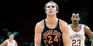 In This Rick Barry Interview Rick And I went Old School NBA Like This Image