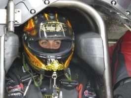 Alexis Dejoria NHRA Driver