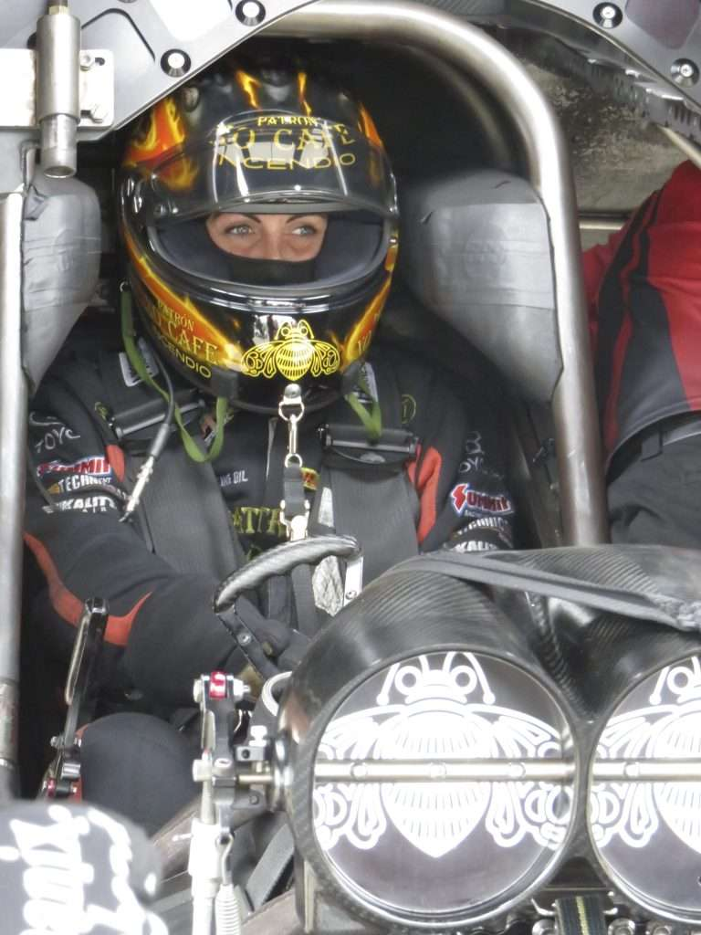 Alexis DeJoria Kicked It With Your Boy Pauly E Prior To Engaging In Breakneck Speed