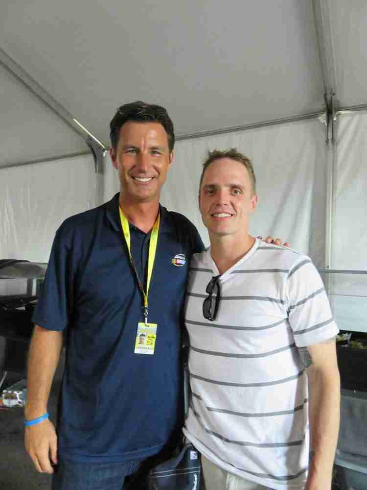 Rick Allen On How He Became NBC's Voice And Face Of NASCAR