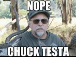 Chuck Testa Meme Keystone Light
