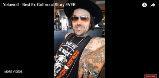 Watch This Video Of Yelawolf Telling Me The Best Ex-Girlfriend Story Ever