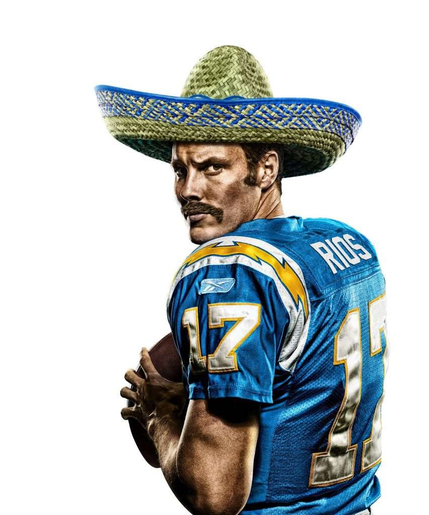 Philip Rivers Can't Grow A Beard. But Does Philip Rivers Manscape?