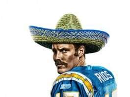 Philip RIvers Cannot Grow A Beard And Neither Can I