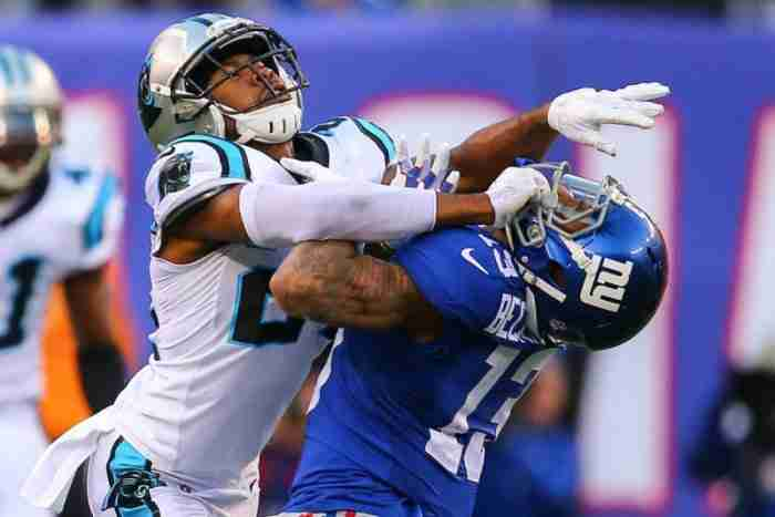 Josh Norman Odell Beckham Fight; Norman Was Not The Aggressor