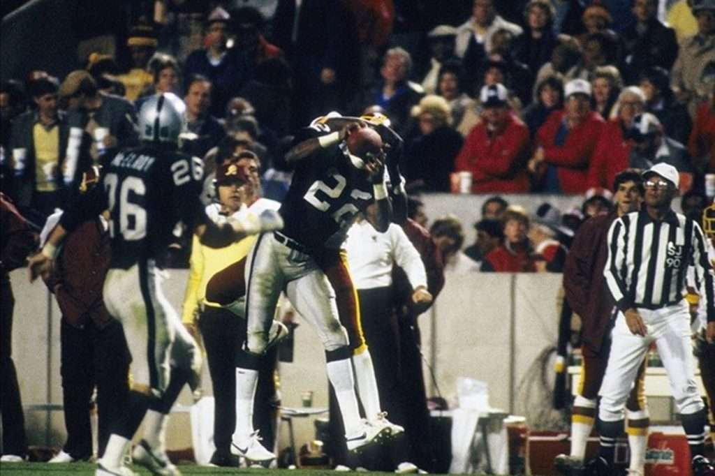 Mike Haynes Told Me This Interception During The Raiders' Super Bowl Victory Was The High Point Of His Career