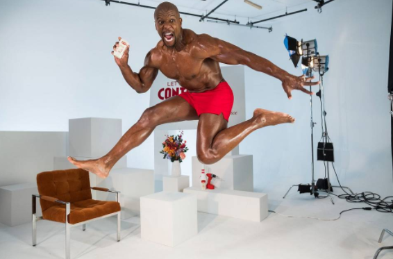 Terry Crews Told Me About The Time He Got Knocked Out In An NFL Game And The Myths Of Manhood