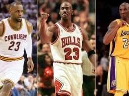 Best NBA Players Ever: Michael Jordan #1, Who Is #2?