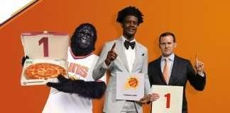 NBA Draft Lottery Suns