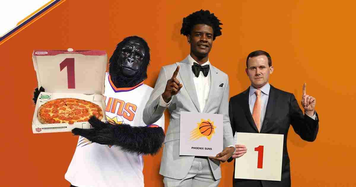 NBA Draft Lottery Suns