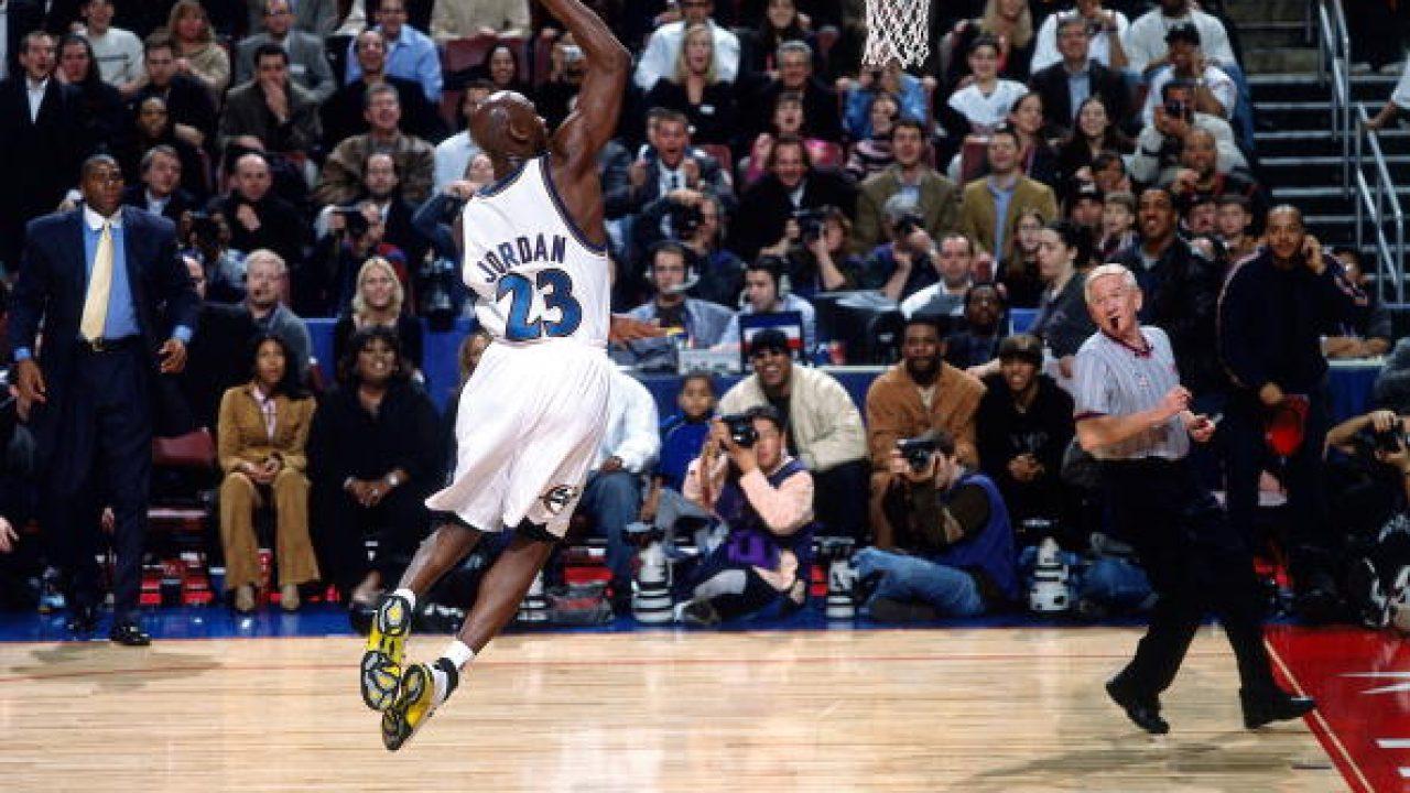 orden jaula Posdata  Michael Jordan Wizards: Last Season Was Better Than You Remember