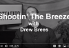 Drew Brees Talked About That Time He Killed A Crocodile With Bear Grylls And How Far He Can Throw A Ball Left-Handed