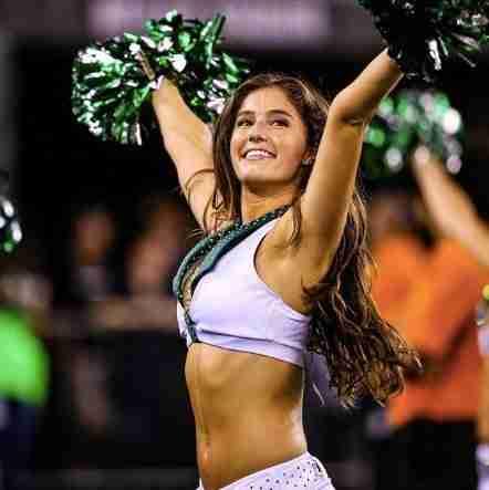 Hottest NFL Cheerleaders - Jenna Of The NY Jets