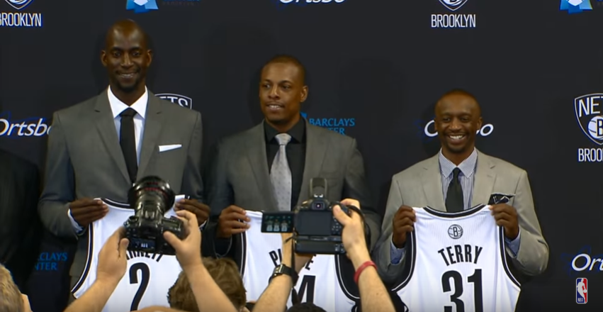 The Brooklyn Nets Engaged In One Of The Worst Trades In NBA History