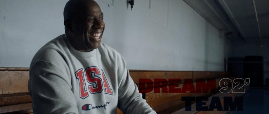 Magic Johnson Says Greatest Basketball Team Ever Is Dream Team.