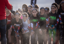 Spartan Kids Race Competitors