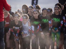 Spartan Kids Race Competitors