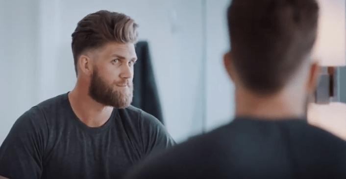Bryce Harper's Hair By Attitude