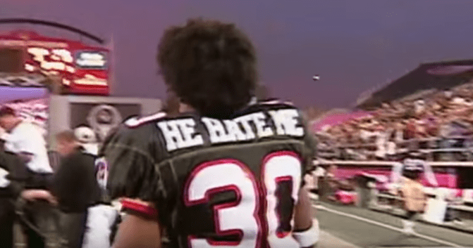 The Best Of The XFL Jerseys Was He Hate Me Rod Smart