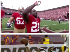 Frank Gore Vs. Adrian Peterson