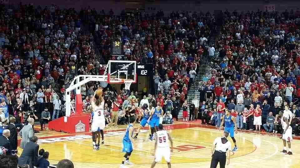 Doug McDermott Game-Winning Shot Versus Dallas Mavericks