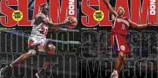 Slam Magazine 200th Issue