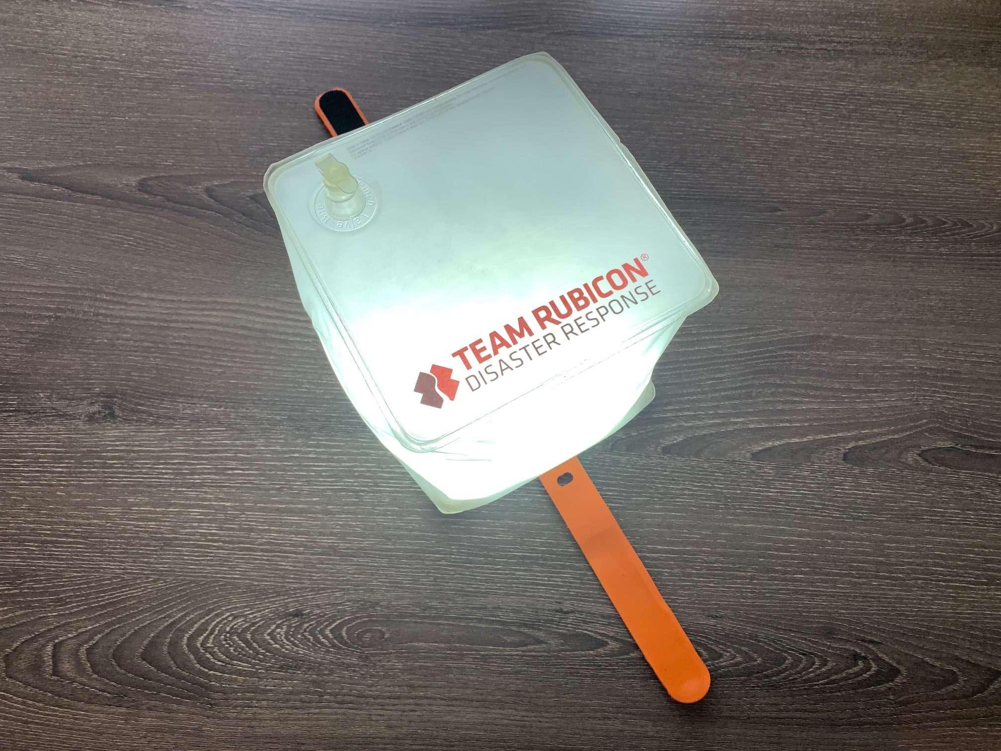 LuminAID Packlite Hero 2-in-1 phone charger