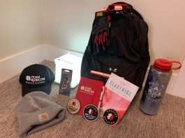 Team Rubicon - Go Bag Challenge Contents