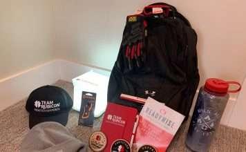 Team Rubicon - Go Bag Challenge Contents