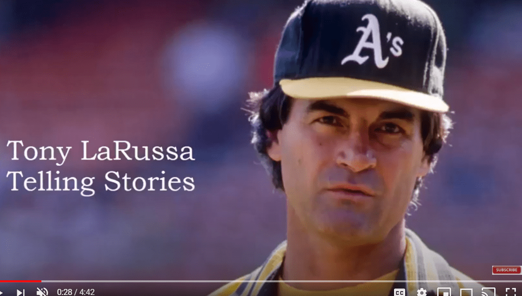 Interview with Tony La Russa