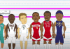 Average NBA Height By Decade