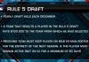 Rule 5 Draft