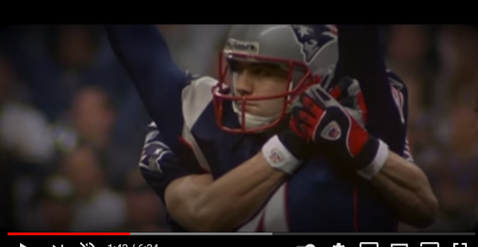 Adam Vinatieri Makes Game-WInning Field Goal In Super Bowl Versus The Panthers