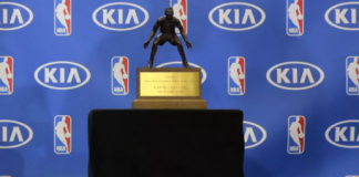 The NBA Defensive Player Of The Year Award
