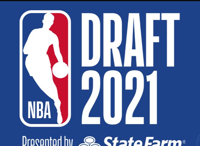 2021 NBA Draft Logo